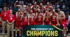 Hosts Tunisia claimed their second FIBA AfroBasket title after beating Nigerias DTigers 77-65 in Saturdays final match in Tunis.  Zied Chennoufi led the way with a team-high 19 points in winning the title.  Nigerias Ike Diogu logged a game-high 20 points but his effort was not good enough to avoid defeat for the Nigerian side who were the defending champions.  Diogu: MVP winner  Earlier in the day Senegal had claimed the last spot on the podium after seeing off Morocco 73-62 in the…