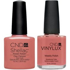 Cnd Creative Nail Design Vinylux Shellac Uncovered Products