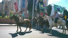 Fotos da Terceira Cavalgada em homenagem ao Menino Bernardo by Rose M. Maltauro