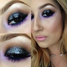 Love the flyer eye shadow
