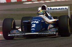 Biografía de Ayrton Senna da Silva.