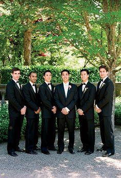 Formal groom style idea. Lisa Lefkowitz
