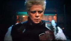 """The Collector played by Benicio Del Toro. First appeared in the 2013 film """"Thor: The Dark World."""""""