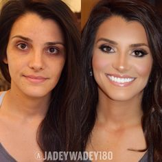 Beautiful Bridesmaids: Before