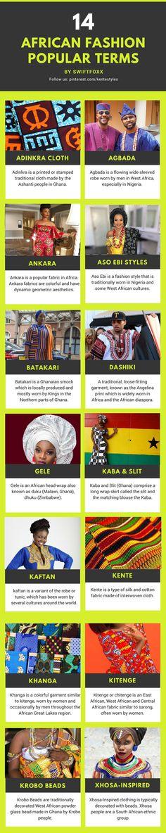 African Fashion popular terms you need to know, African fashion, Ankara, kitenge, African women dresses, African prints, African men's fashion, Nigerian style, Ghanaian fashion, ntoma, kente styles, African fashion dresses, aso ebi styles, gele, duku, khanga, krobo beads, xhosa fashion, agbada, west african kaftan
