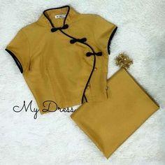 New Blouse Designs, Stylish Blouse Design, Dress Neck Designs, Saree Blouse Designs, Simple Formal Dresses, Myanmar Dress Design, Myanmar Traditional Dress, Designer Blouse Patterns, Sewing