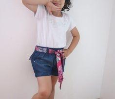 Editando produto: Short jeans Malwee com faixa colorida (#3795994) - Loja Integrada