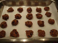 ΜΑΓΕΙΡΙΚΗ ΚΑΙ ΣΥΝΤΑΓΕΣ: Υπέροχα κούκις !!!! Sweets Recipes, Desserts, Biscuits, Almond, Muffin, Favorite Recipes, Cookies, Breakfast, Cake