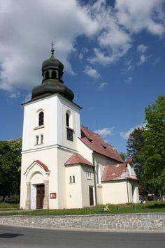 Kostel sv. Bartoloměje v Chrášťanech...