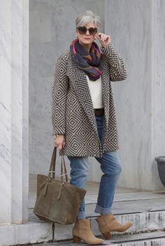 Image result for stylish outfits for women over 60