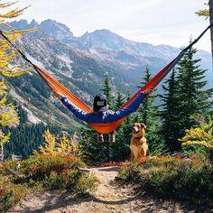 51 Breathtaking Travel Destinations Your Dog Will Adore - Glacier Peak, WA