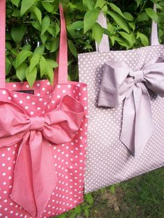 polka dot,pois,noeud,couture,sacs,tote bag,cabas,les betises de fifi,handmade,chaussures,rose,louboutin