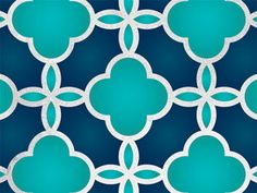 would make a neat gloss/matte pattern - using one color, just different finishes. Moroccan Wall Stencils, Large Wall Stencil, Stencil Patterns, Stencil Designs, Diy Wall Painting, Design Seeds, Moroccan Decor, Gloss Matte, Textures Patterns