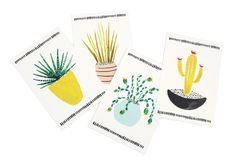 These little cats cutie postcards are so fun to send to friends or even to individually frame for your home!