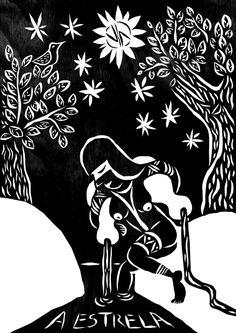 Tarô4 - ilustrador Pedro Índio Negro