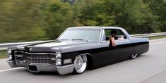"""Get Bored Caddy Hot Rod. Here is a 1966 Cadillac - one incredible American classic car restored and modified by the """"Get Bored Designs"""" crew. These boys are"""