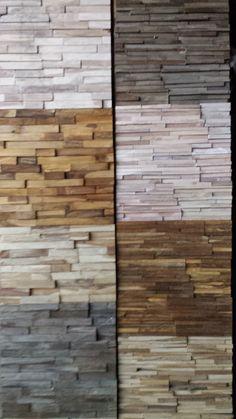 Houten wanddecoratie - Woodindustries. Verschillende soorten houtstrips die uw interieur extra dimensie geven en warmte. Zowel voor een stoere als modern en natuurlijk look. Houtstrips van Woodindustries