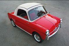 One of my all time favourite small car the Autobianchi