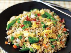 """Vegetable Fried Rice"" from Cookstr.com #cookstr"