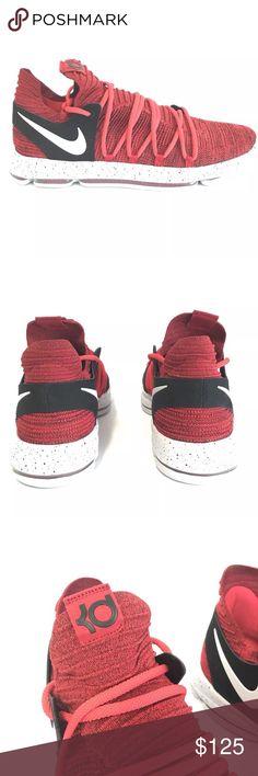 ... wholesale dealer a3cd2 1f121 Nike Zoom KD 10 X Men s Red Velvet Cupcake  Sz 18 ... 8153cf7971ad