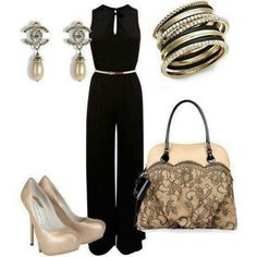 #Evening outfit #Date #Formal