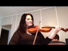 Welcome to Day 4 of Patti Kusturok's 365 Days of Fiddle Tunes! Today's tune is a schmaltzy love song with a beautiful melody. Jeremy once again is truly spec...