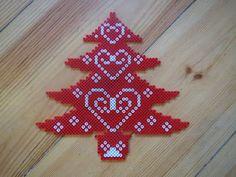 Hama X-mas Tree, Christmas tree in pearls