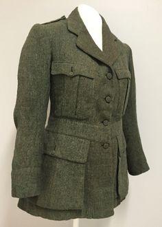 Uniform coat or tunic, Cumann na mBan - Digital Repository of Ireland