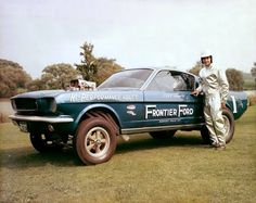 Fronter Ford *