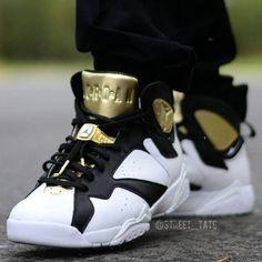Kiss the ring  2015 Champagne 7s  ⠀  SC: jordan_depot http://SneakersCartel.com #sneakers #shoes #kicks #jordan #lebron #nba #nike #adidas #reebok #airjordan #sneakerhead #fashion #sneakerscartel