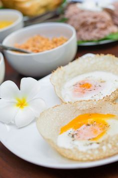 Start the day with an authentic Sri Lankan breakfast. #Jetsetter
