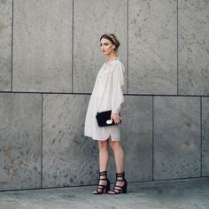 50+Inspiring+Street+Style+Outfits+To+Try+For+Summer+via+@WhoWhatWear