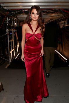 Selena Gomez at the 2016 Grammy Awards - February 2016