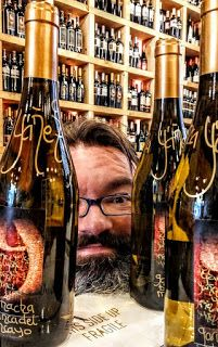 vino e ilusión en el blog de la Vinatería Yáñez: Cosechero de oferta, nuevo blanco de garnacha blan...