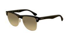 $19.88! #Ray #Ban #Sunglasses Ray Ban RB4175 Sunglasses Shiny Black Frame Grey Lens
