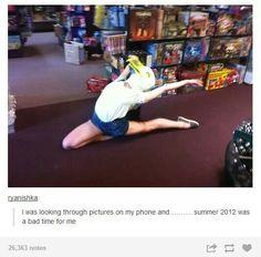 y yo pensaba que mi verano del 2012 fue una locura...