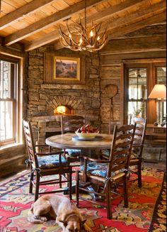 Montana rustic luxe