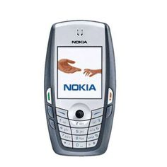 Nokia 6600. I loved this for the shape and ergonomics!