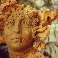 "66 Likes, 2 Comments - Javier Marin Escultor (@javiermarinescultor) on Instagram: ""#javiermarinescultor, #javiermarin, #terrenobaldioarte, #cabeza, #cara, #arte, #escultura,…"""