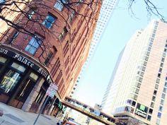 Denver #street#april#hotel#modern