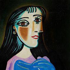Picasso cubisme