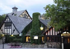 Love going to the Old Mill Inn and Spa here in Toronto! Definitely the perfect getaway not too far from the city.