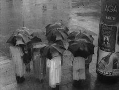 """Chove Sobre Nosso Amor"" (Det Ragnar På Vå Kärlek), Suécia, 1946, dirigido por Ingmar Bergman."