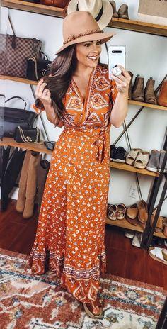 Boho Fashion, Fashion Outfits, Womens Fashion, Cute Casual Outfits, Fall Outfits, Spring Summer Fashion, Autumn Winter Fashion, Preppy, Ootd