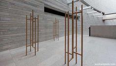 Furniture designer Leonhard Pfeifer - Eigen Coat Stand