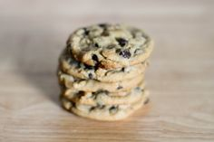 wikiHow to Make Chocolate Chip Cookies with Store Bought Dough -- via wikiHow.com