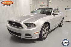2014 Ford Mustang, 18,398 miles, $17,865.
