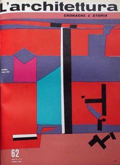 Marcello Nizzoli, L'architettura, 1960