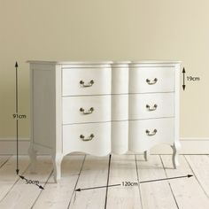 Mathilde – French-style Chests of Drawers Mathilde - Chests of drawers | Loaf