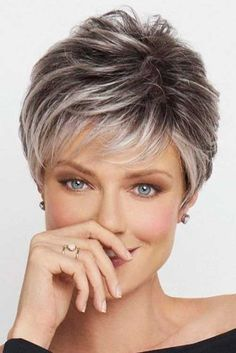 kurze Frisuren - Crushing On Casual by Raquel Welch Wigs - Lace Front, Monofilament Wig Haircut For Older Women, Short Hairstyles For Women, Cool Hairstyles, Hairstyle Ideas, Black Hairstyles, Wedding Hairstyles, Casual Hairstyles, Hairstyles 2018, Hair Ideas